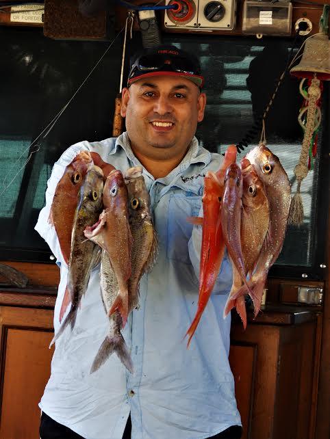 FISHING THIS WEEKEND